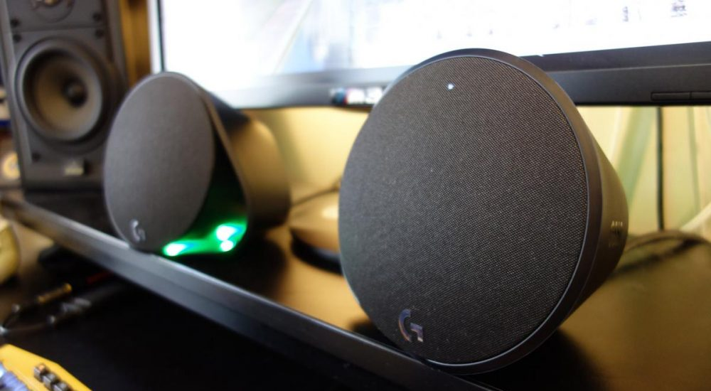 Logitech G560 review: These colourful RGB PC speakers will