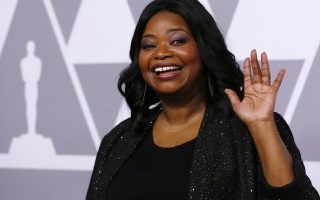 90th Oscars Nominees Luncheon– Arrivals – Los Angeles, California, U.S., 05/02/2018 – Actress Octavia Spencer. REUTERS/Mario Anzuoni
