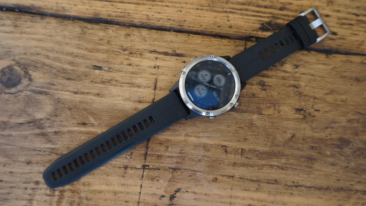 Garmin Fenix 5 Plus review: The best multisport watch now
