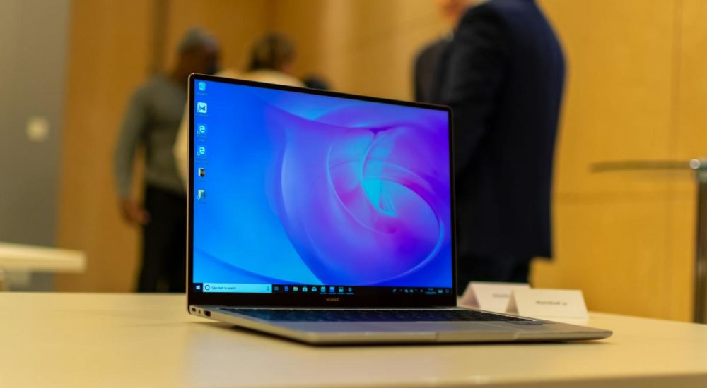 Huawei MateBook 14 review: The biggest and best of Huawei's